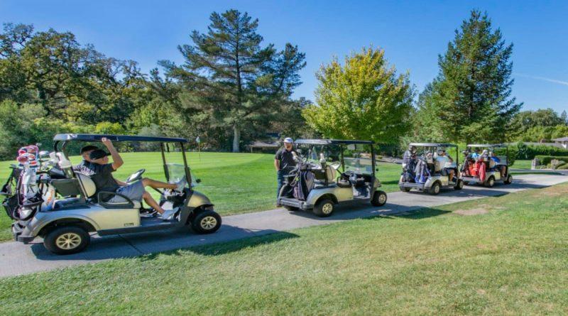 Golf - spillet der giver underholdning for hele familien